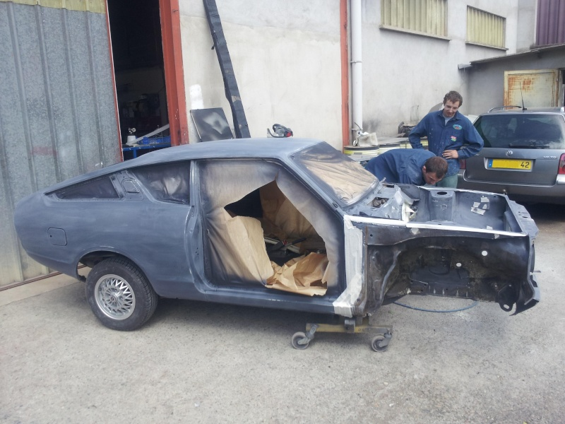Mon coupé Datsun 120Y - Page 4 2012-037