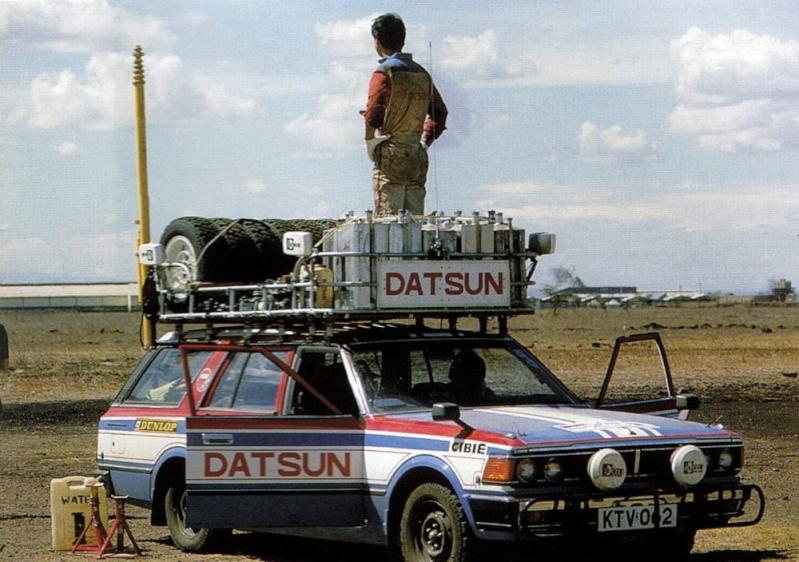 Les breaks japonais - Page 2 Datsun11