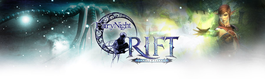 Clan Fairy Night de Rift