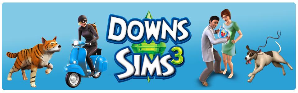 Downs Sims 3