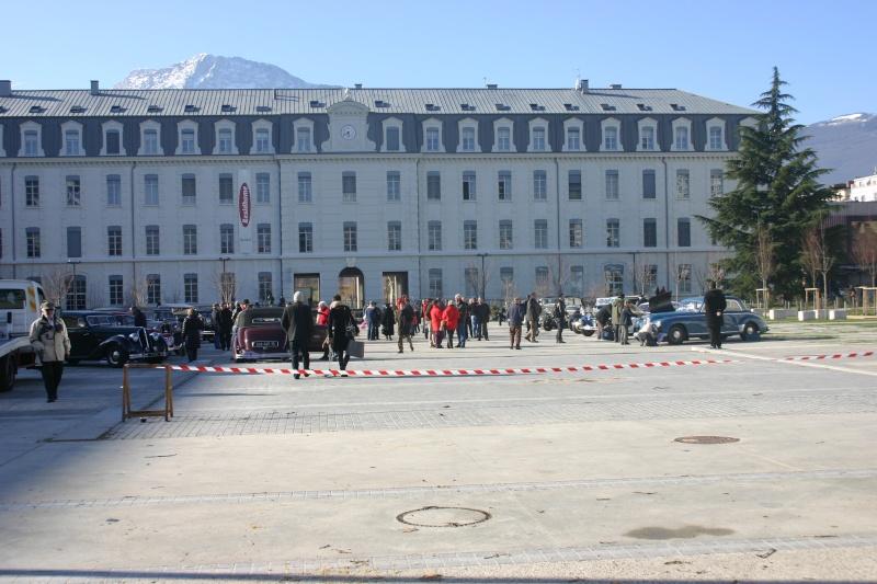 """Randonnée hivernale 2012 historique touristique dans l""""isère Vue_gl10"""