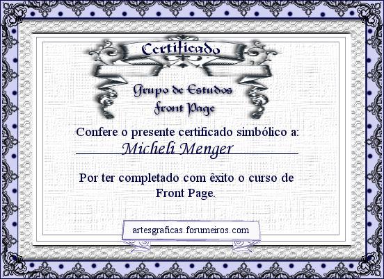 Certificados Certif10