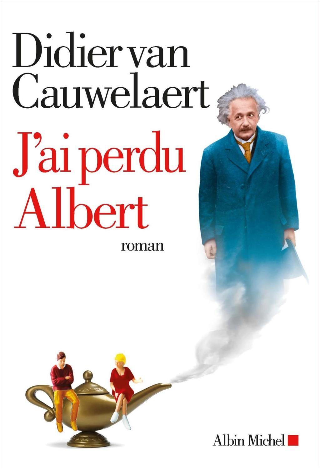 [ Van Cauwelaert, Didier ] J'ai perdu Albert  71d2iy10