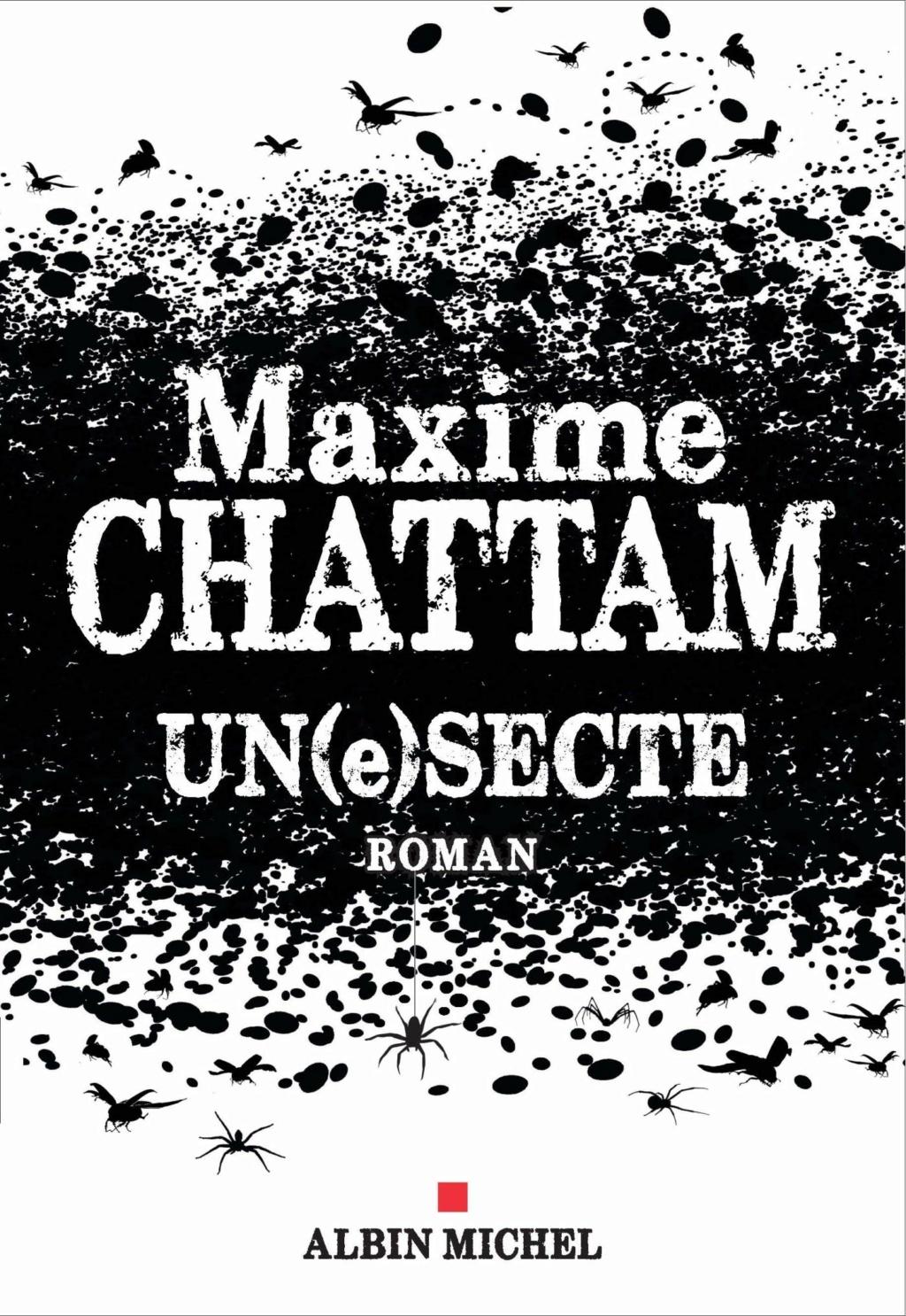 [ Chattam, Maxime ] UN(e)SECTE 81jasx10