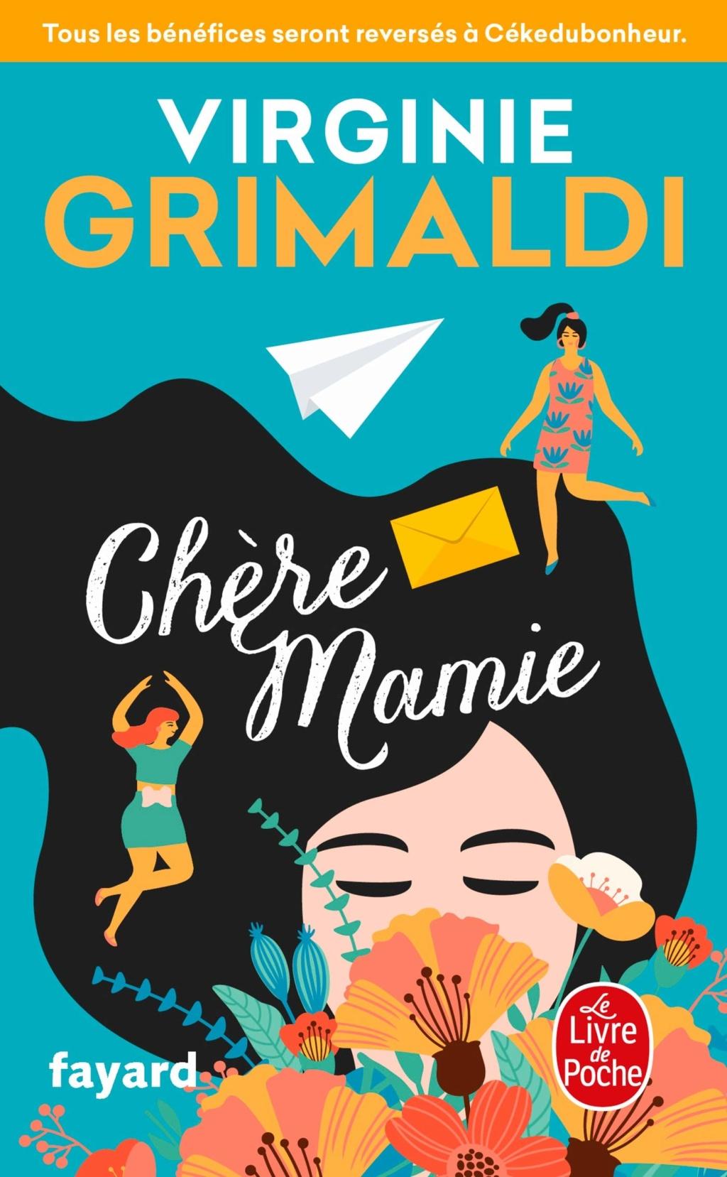 [Grimaldi, Virginie ] Chère Mamie 81wcnt10