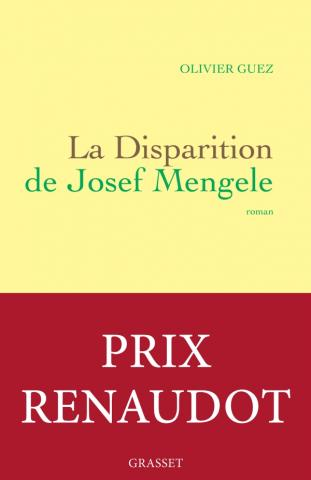 [Guez, Olivier] La Disparition de Josef Mengele 97822410