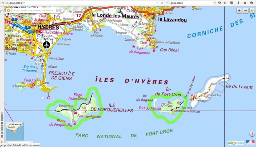 [ Gritti, Claude ] Les enfants de l'île du Levant  Geopor10