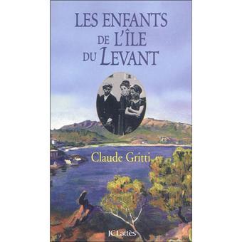 [ Gritti, Claude ] Les enfants de l'île du Levant  Les-en10