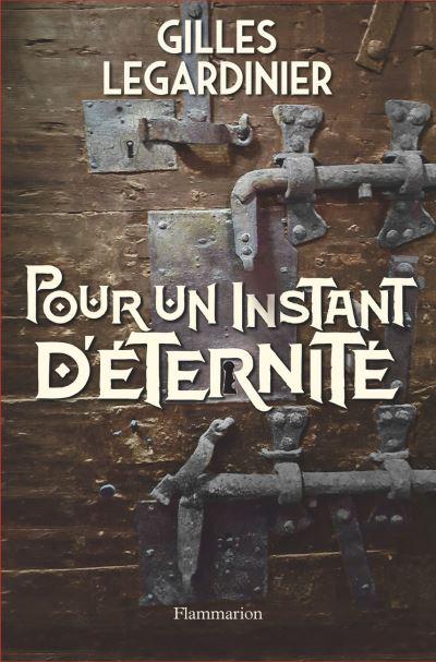 [Legardinier, Gilles] Pour un instant d'éternité  Pour-u10