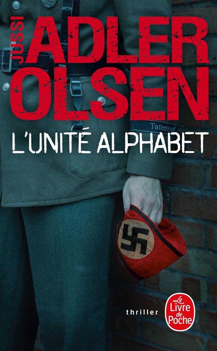 [Adler-Olsen, Jussi] L'Unité Alphabet Rf172a10