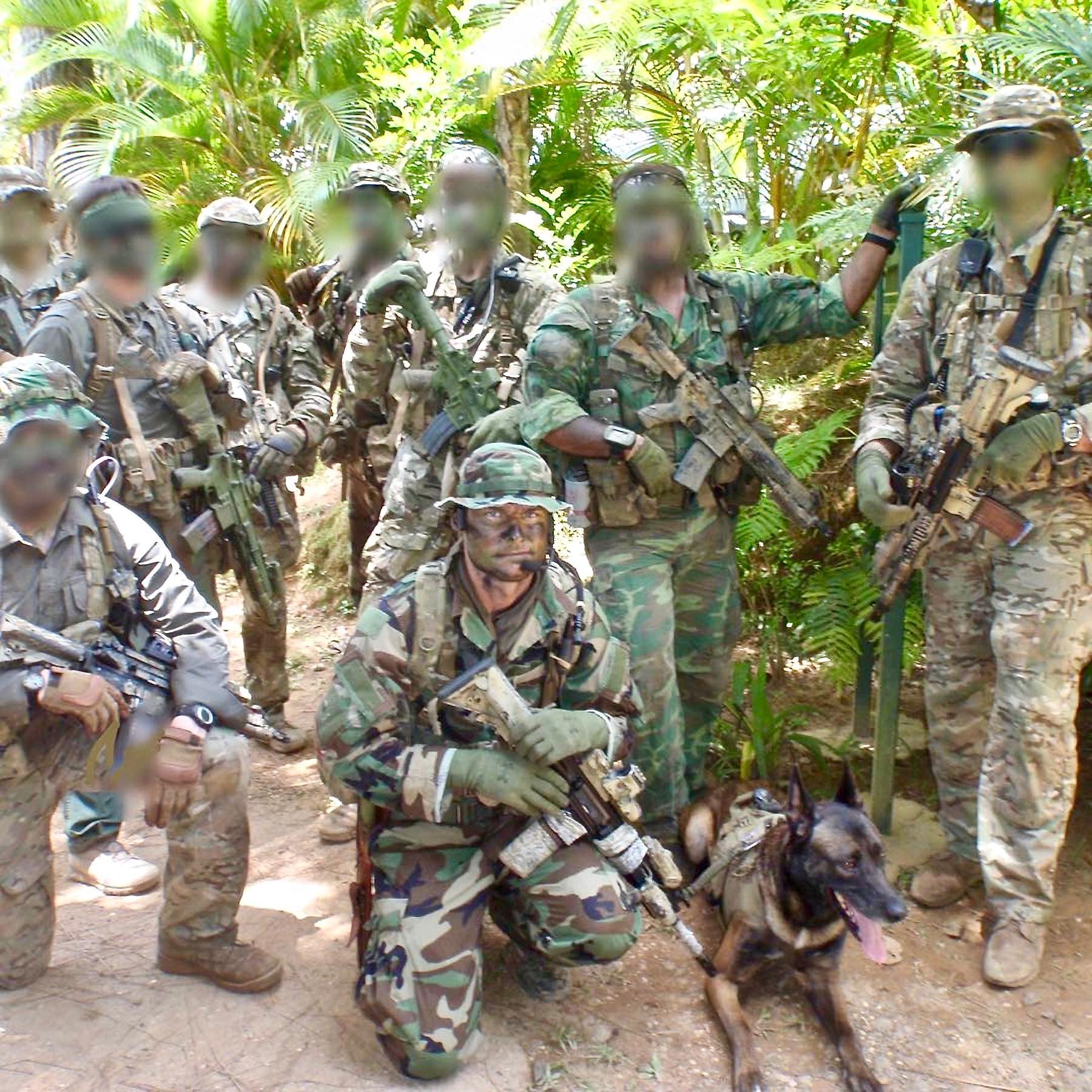 US Advisor 3nd Ranger ARVN 62g0yl10