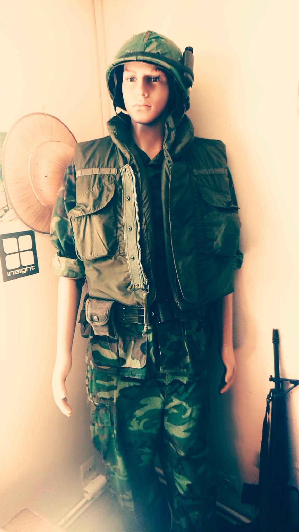 Body armor 3/4 colar Infanterie _2019010