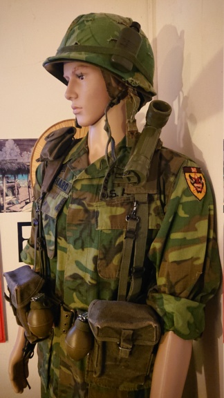 US Advisor 3nd Ranger ARVN Dsc_1111