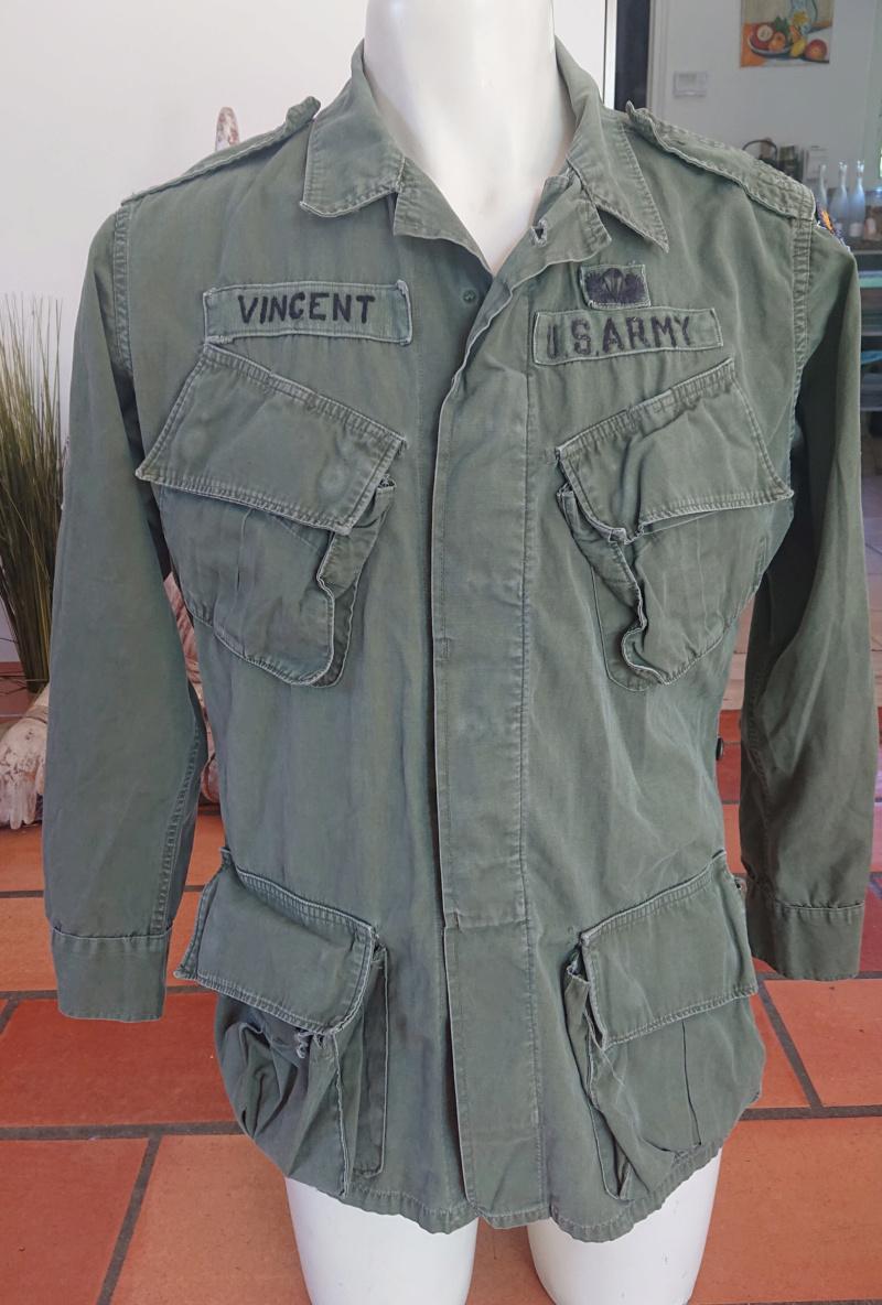 Jungle Jacket 101st Airborne Dsc_2314