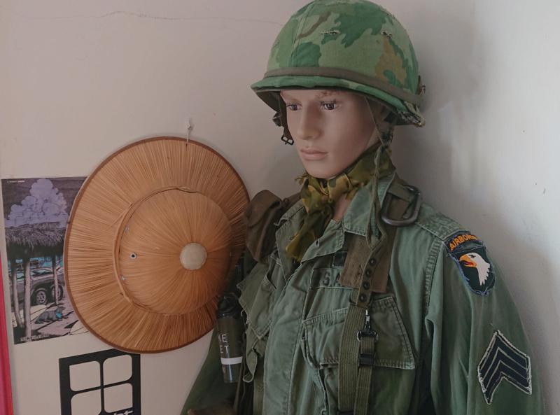 Jungle Jacket 101st Airborne Dsc_2413