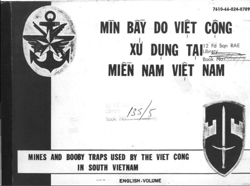 Les pièges en bambou Vietcong (Booby traps) partie 2 Gfdgdd11