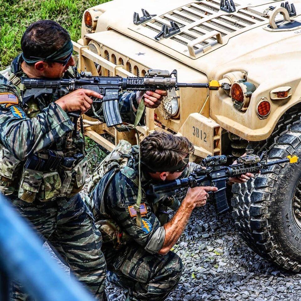 US Advisor 3nd Ranger ARVN Img_4910