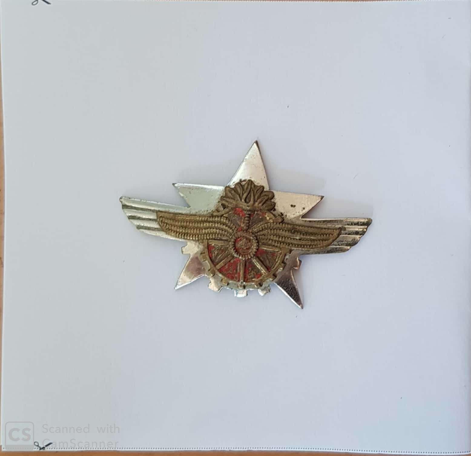 Insigne aviation soviétique Insign13