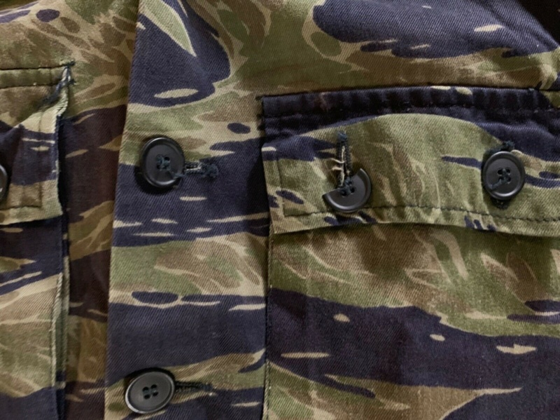Veste ARVN Tiger Stripe TDD S-l16014
