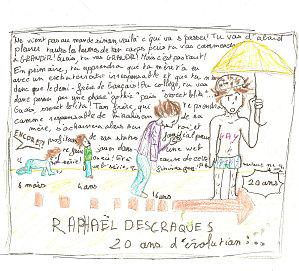 [ Dessins ] Les fans-arts de Clem la fanarteuse (qui va à la JA!!!!) Mila-410