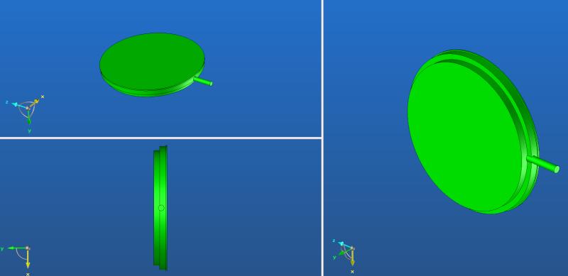 Conception et fabrication d'un boitier en loupe d'orme Calibr10