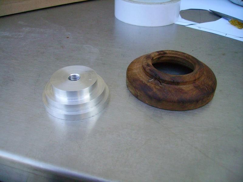 Conception et fabrication d'un boitier en loupe d'orme Imgp0418