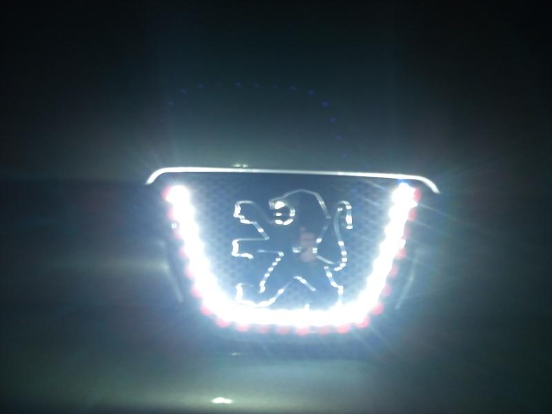 Diurnes LED types audi montage terminé.. [A jour du 2/11] 911