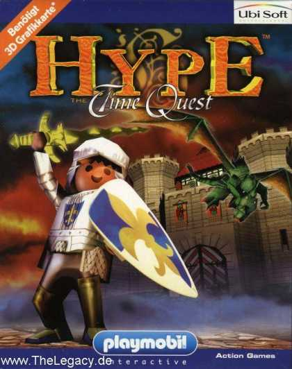 Best video game ever Hype10