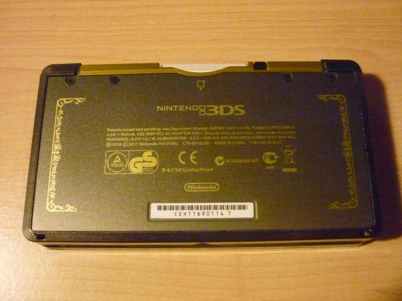 3DS spéciale Zelda P1040514