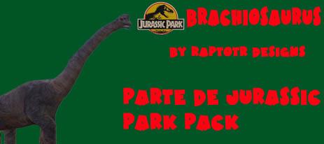 godies de jurassic park pack Brachi10