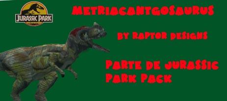 godies de jurassic park pack Metria10