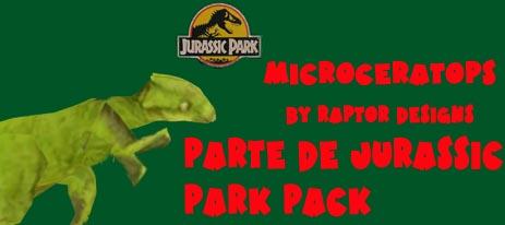 godies de jurassic park pack Micro10