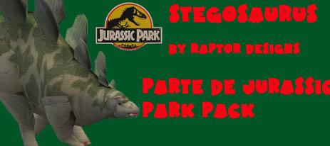 godies de jurassic park pack Steggi10