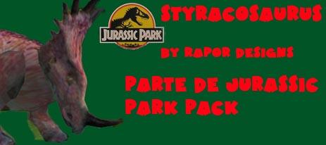 godies de jurassic park pack Styrac10
