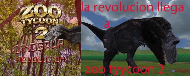 tema oficial de dinosaur revolution pack The2br10