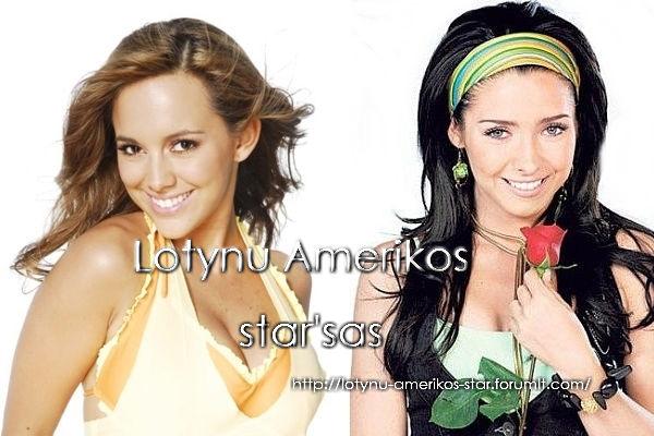 Lotynų Amerikos star'sas.