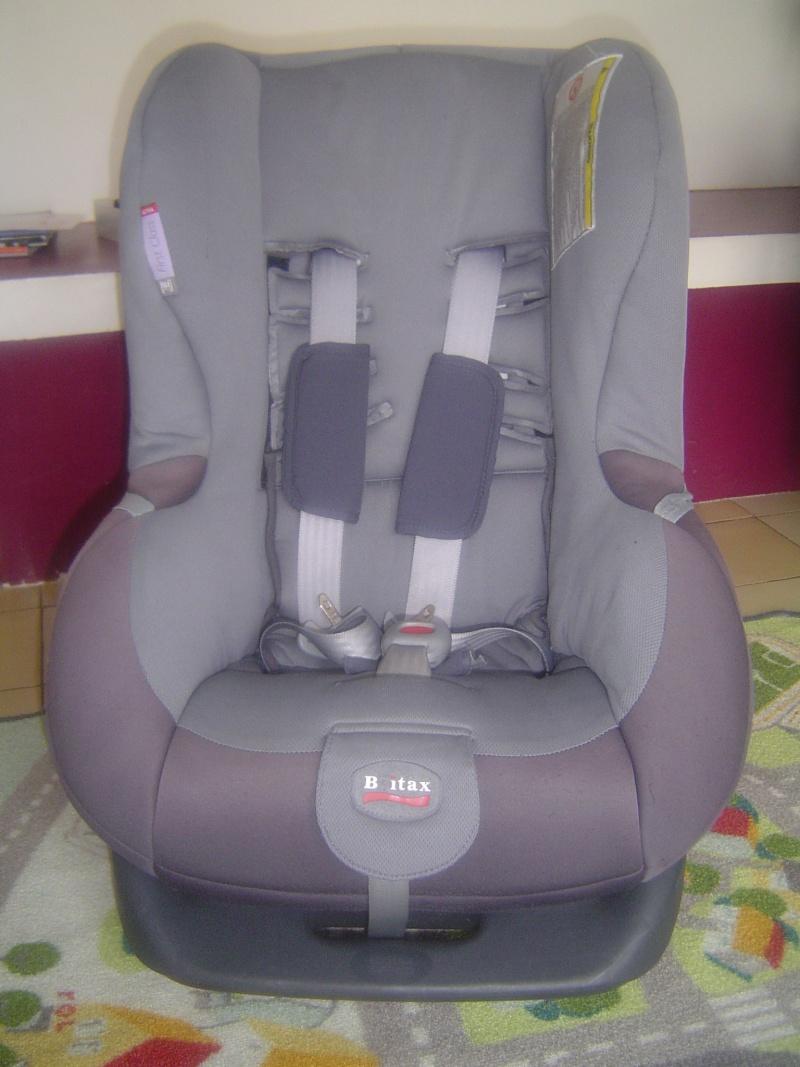 Vends siège auto Britax First Class Si - (naissance > 18 kg) Dsc08610