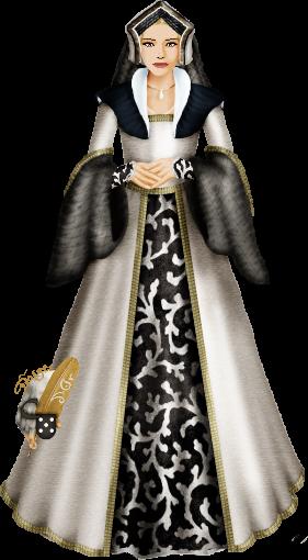 Décembre 1459  Allégeances à la duchesse Marjolainne Alta10