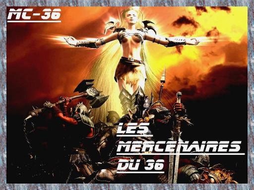 MC-36, Les Mercenaires du Chaos