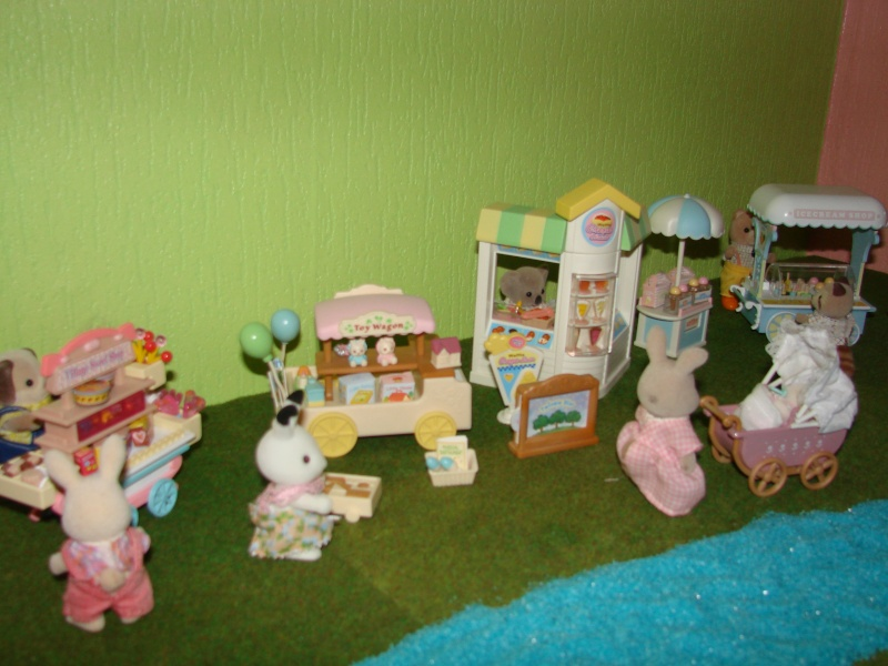 Voici ma collection Sylvanian Dsc02722