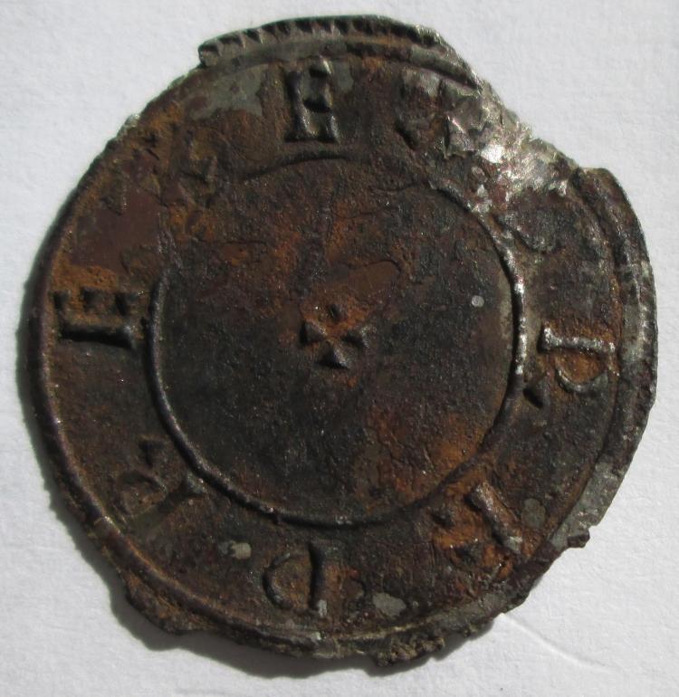 Un penny anglais d'Eadred (946-955) ... Penny_10