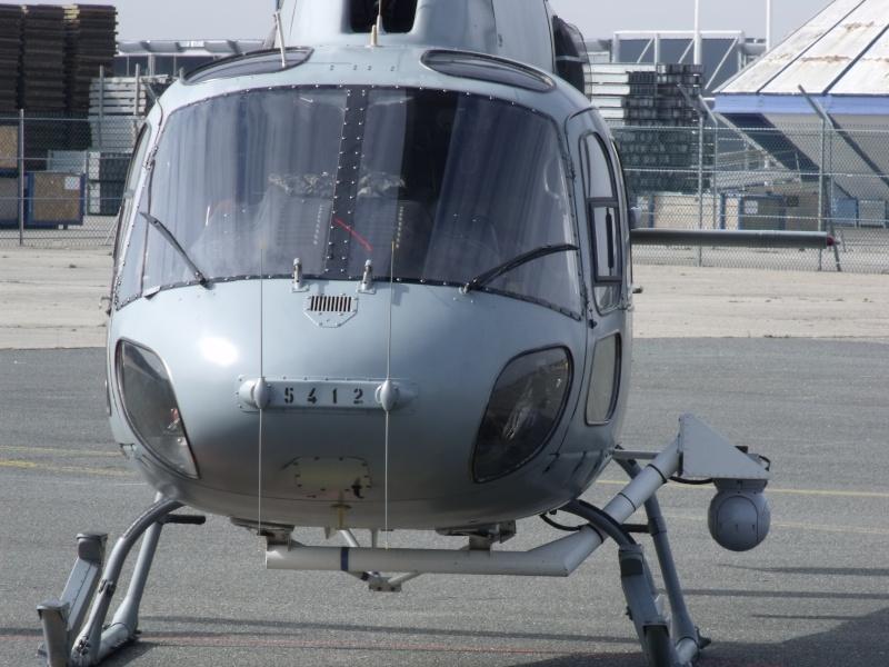 Eurocopter AS-555 Fennec. Dscf0813