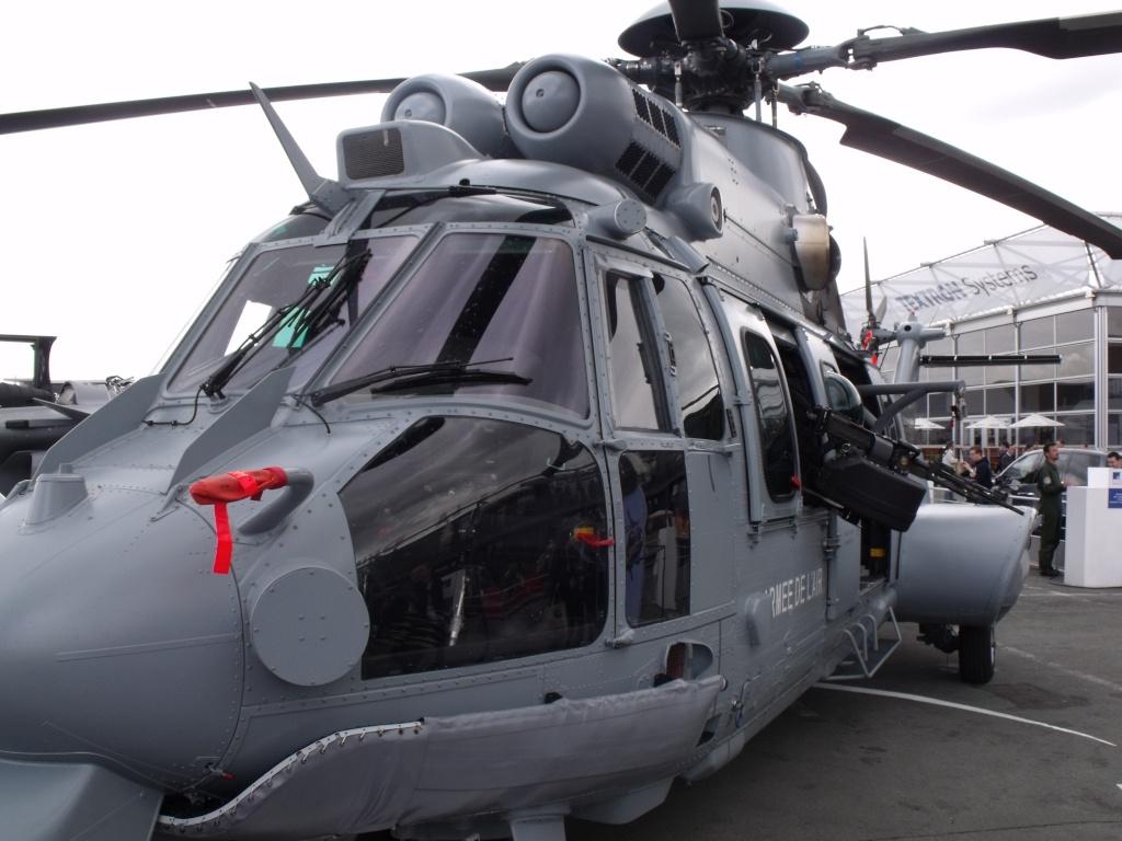 Caracal de l'Armée de l'Air. Dscf1712