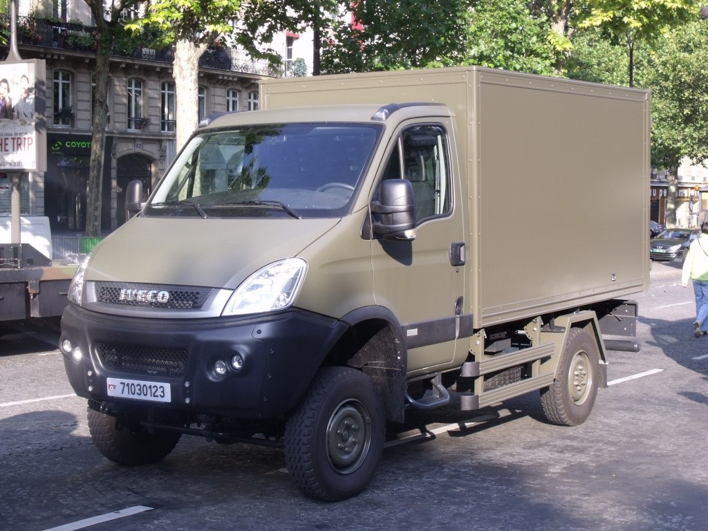 IVECO DAILY 4x4 Dscf2042