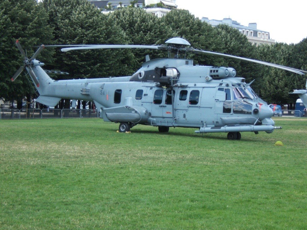 Caracal de l'Armée de l'Air. Euroco10