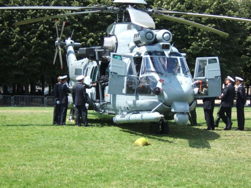 Caracal de l'Armée de l'Air. Euroco11