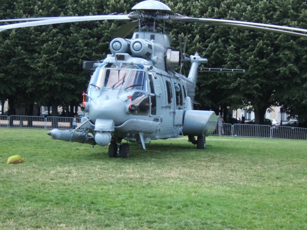 Caracal de l'Armée de l'Air. Euroco12