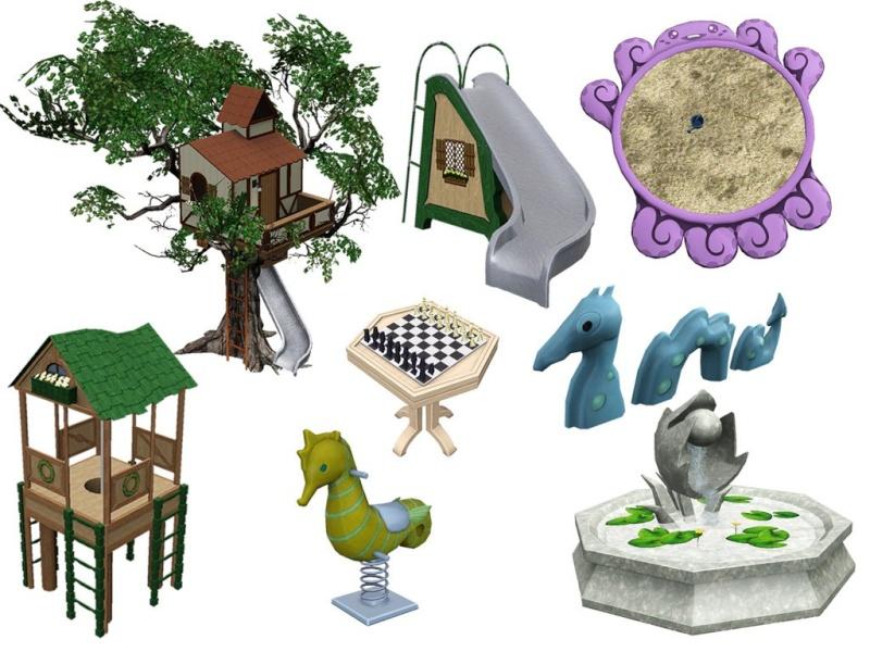 Les Sims™ 3 : Vie Citadine Kit - Page 2 25853010