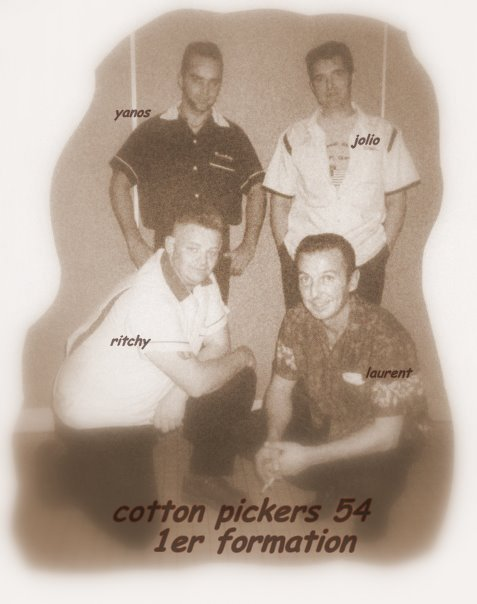 THE COTTON PICKERS 54's 28254110
