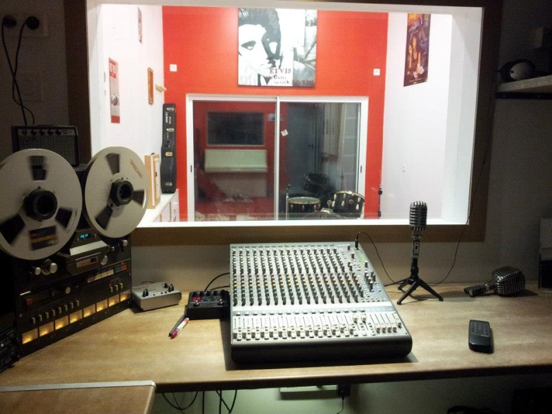 New BLR Studio (50's Sound Recording) 53645110